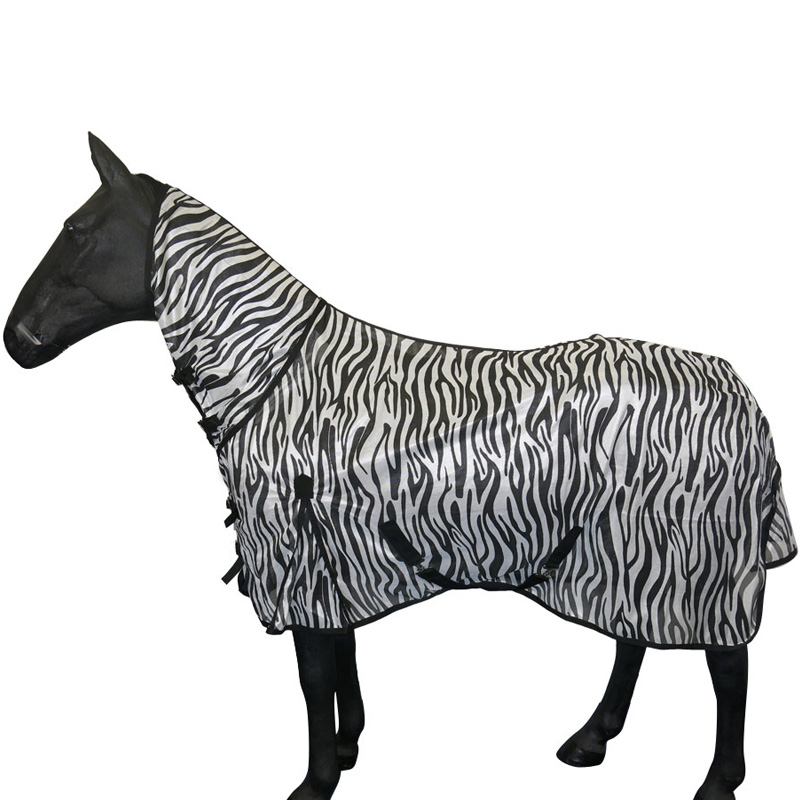 Zebra Horse Rug