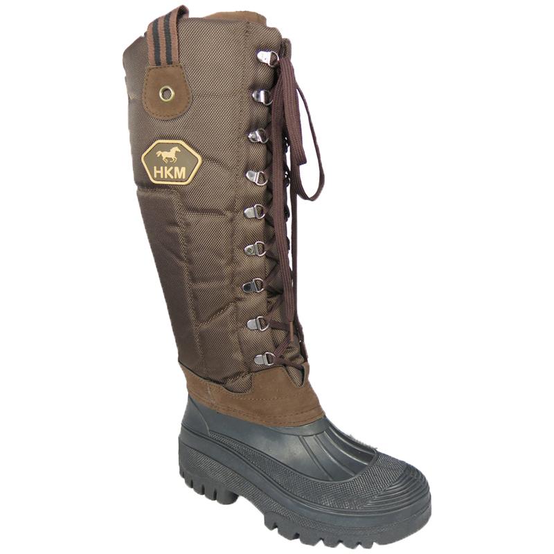 Luxury Women Snow Boots Non-slip Winter Warm Waterproof Mothers Cotton Fur Lined Shoes | EBay
