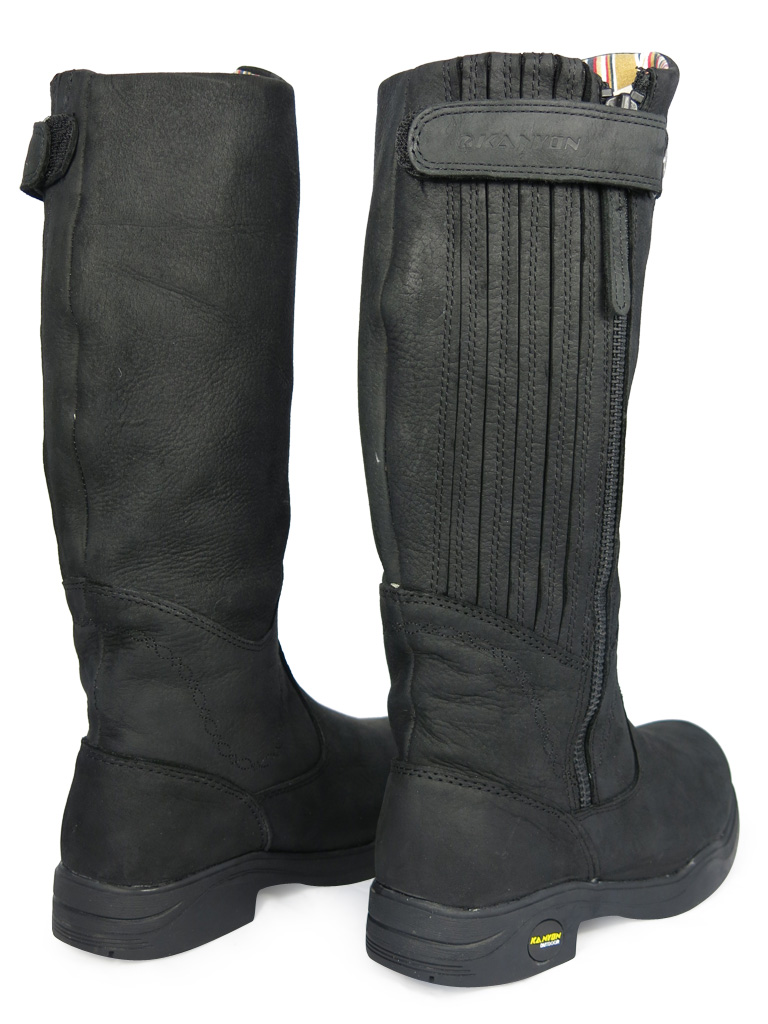 Kanyon Gorse X Rider Riding Boots Waterproof Long All Sizes ...