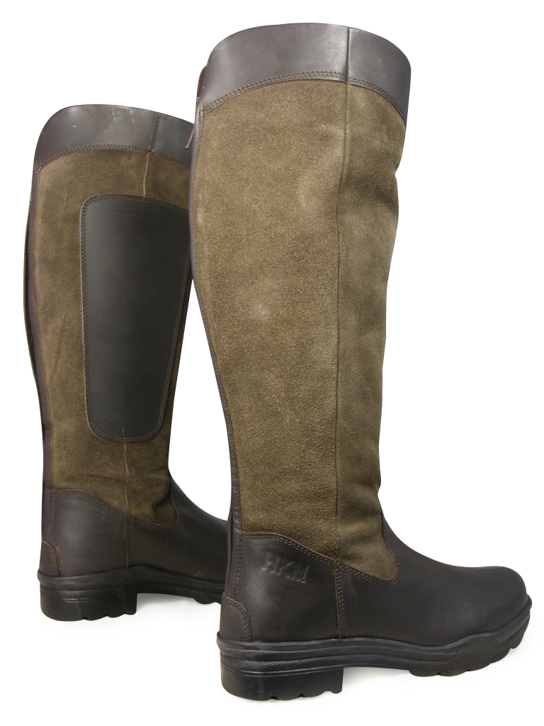 Lastest Women Ladies VICTORY English Field Boots Horse Back Riding Equestrian