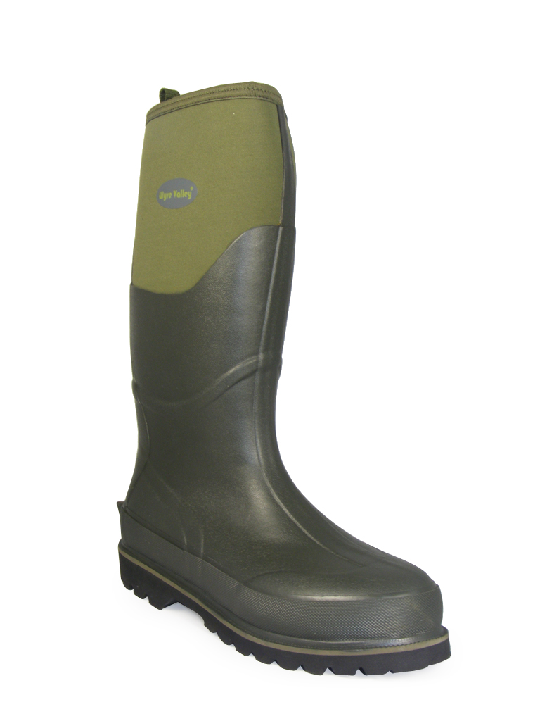 mens hunt fishing equestrian waterproof neoprene boots
