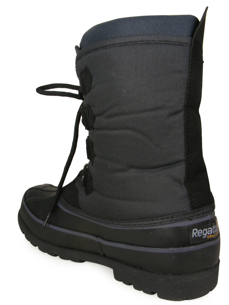 ADULTS REGATTA WATERPROOF WINTER RAIN SNOW WALKING WELLINGTON ...