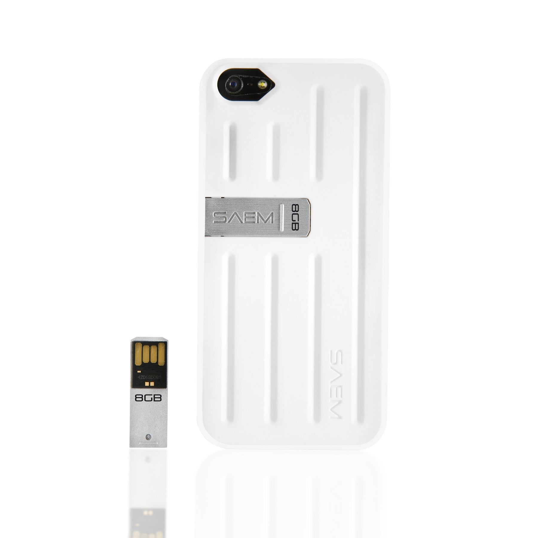 ... SAEM-S7-iPhone-4-4S-5-5S-Case-with-an-Integrated-8GB-USB-Memory-Drive