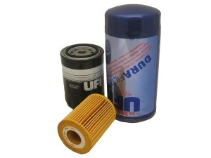 Dodge Ram Wagon 3500 01/91 - 12/96 5.2 V8 F.I. (VIN T) Oil Filter Enlarged Preview