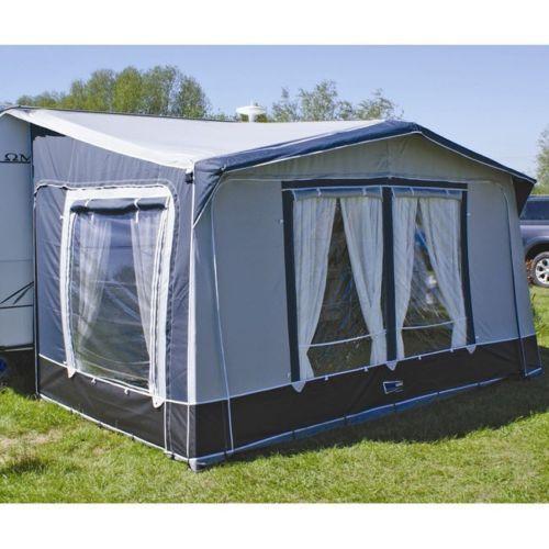 Swift Coastline Pegasus 390 Luxury Universal Caravan Porch