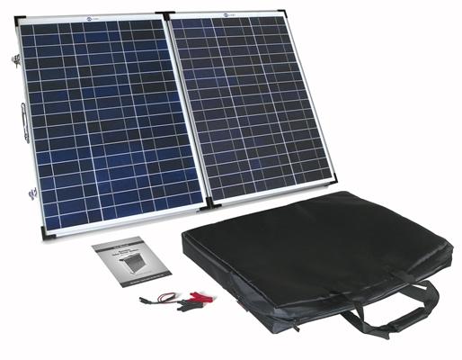 Solar Technologies Pv Logic 90wp Solar Panel Kit Solar