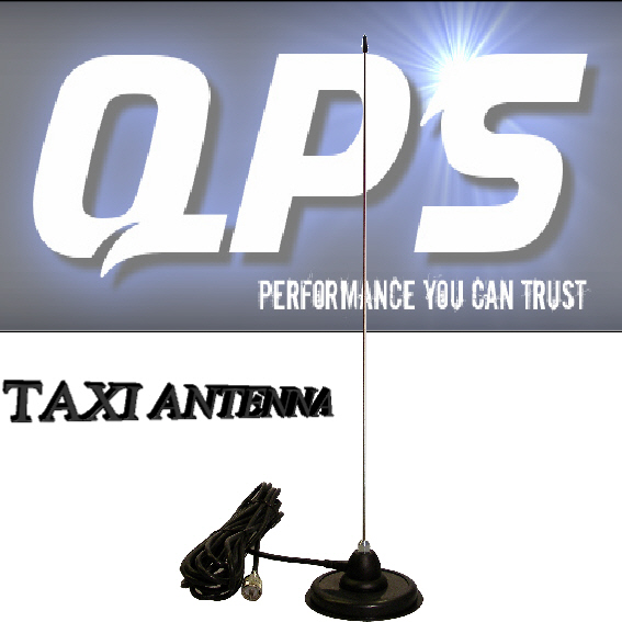 Magnetic Taxi Antenna Whip 	Sharmans Tx7 Vhf