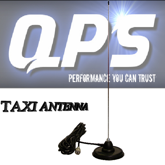 Sharmans Tx7 Vhf Magnetic Taxi Antenna With Bnc