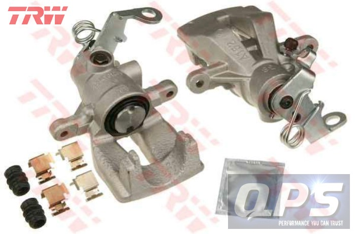 fiat stilo 1 9 trw brake caliper 03 00 47dc ebay. Black Bedroom Furniture Sets. Home Design Ideas
