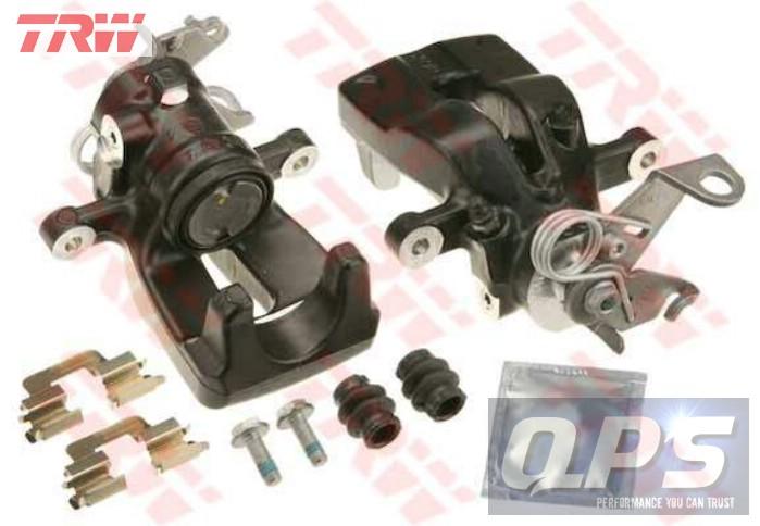 alfa romeo 156 1 9 trw brake caliper 05 06 587d ebay. Black Bedroom Furniture Sets. Home Design Ideas