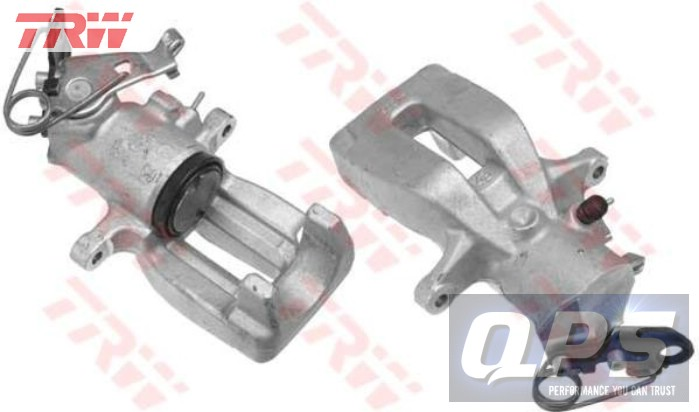 audi a8 3 7 trw brake caliper 98 02 b48a ebay. Black Bedroom Furniture Sets. Home Design Ideas