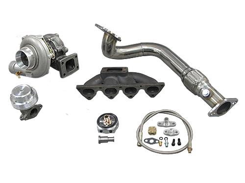 96 00 Civic Ek Si B Turbo Intercooler Kit Keeps Ac Ps Ebay