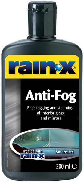 rain x anti fog fluid for car 200ml ebay. Black Bedroom Furniture Sets. Home Design Ideas