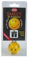 CarPlan Car/Van/Caravan/Home Air Freshener Smiley - Vanilla  AIR137