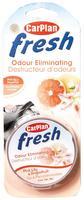 CarPlan Car/Van/Caravan Air Freshener Fresh Gel Pink Lily Grapefruit FRE009