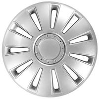 4 x Autocare Iris 15 Inch Universal Car Wheel Trims Hub Caps AC978