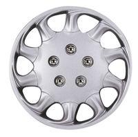 4 x Autocare Hebe 15 Inch Universal Car Wheel Trims Hub Caps AC1721