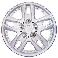 4 x Autocare Athena 13 Inch Universal Car Wheel Trims Hub Caps AC1734