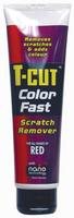 CarPlan T-Cut Color Fast Scratch Remover Car Polish Patented Red 150g CSR150