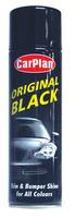 Carplan Original Black Trim and Bumper Shine 500ml For All PVC OBS500
