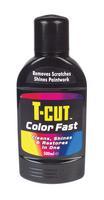 CarPlan T-Cut Color Fast Car Polish Restore - Black 500ml CMW002