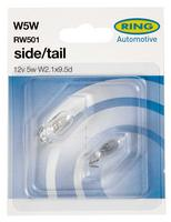 Ring Side + Tail Bulbs 5W (2Pk) RW501