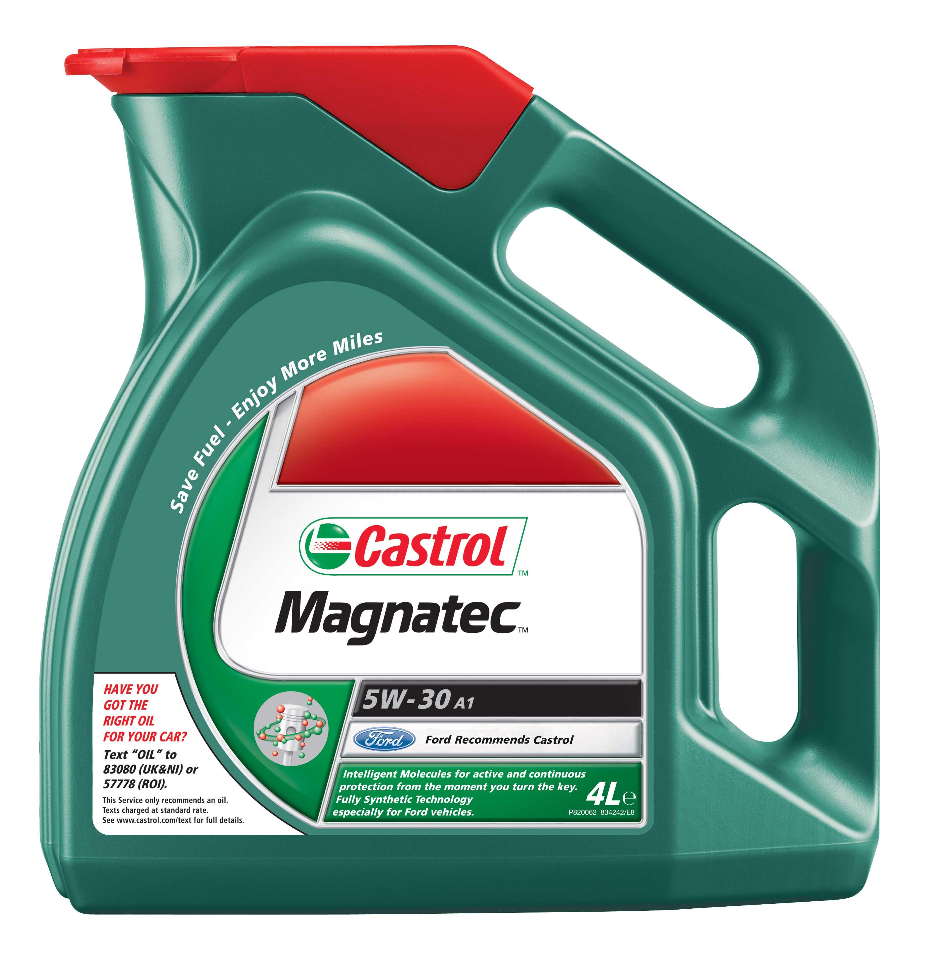 Castil oil