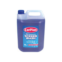Carplan All Seasons Screen Wash Car Windscreen  / 5 Litre/Ltr SWA005