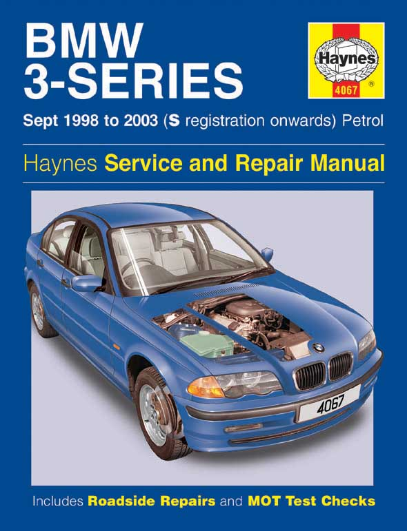 haynes owners workshop car manual bmw 3 series petrol 98. Black Bedroom Furniture Sets. Home Design Ideas