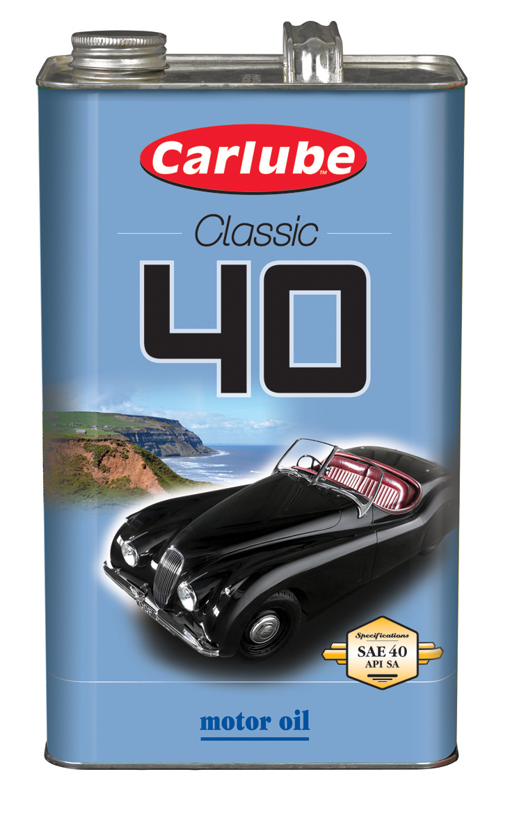 Carlube sae 40 classic monograde mineral motor engine oil for Where can i get rid of used motor oil
