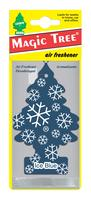 Magic Tree Car/Van/Caravan Air Freshener  Ice Blue MT17137/MTO0017