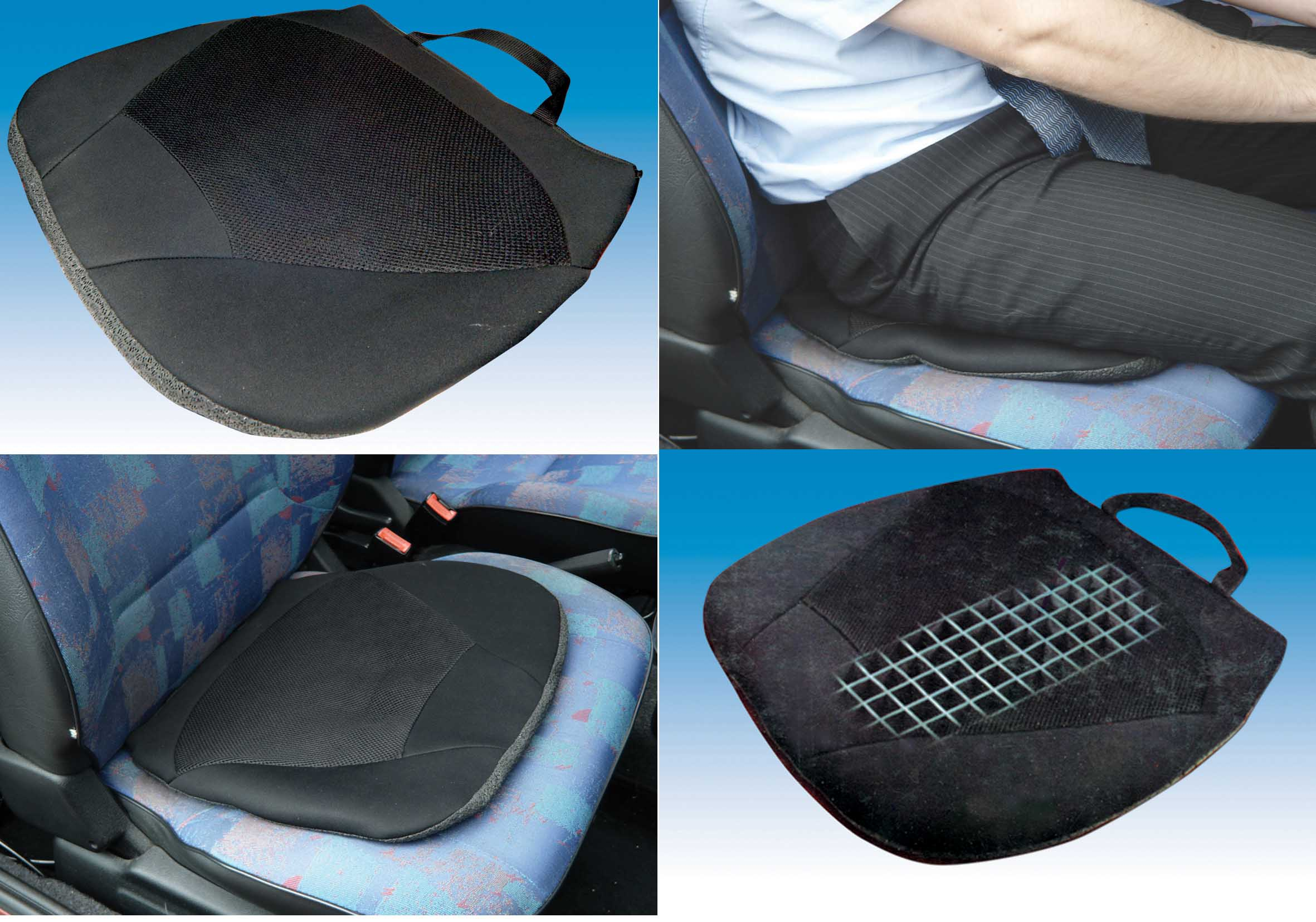 The Comfort of Car Seat Cushions