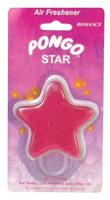 Pongo Gel Star Car Van Home Office Air Freshener PGA009