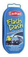 CarPlan Flash Dash Shine Wipes + Pad FDP001
