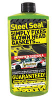 SS Steel Seal Gasket Engine Block Repair and Fix Pour In Head Liquid Green