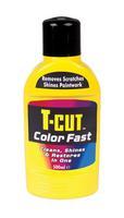 Car Plan T-Cut Colour Fast Yellow Fast Car Polish  500ml CMW015