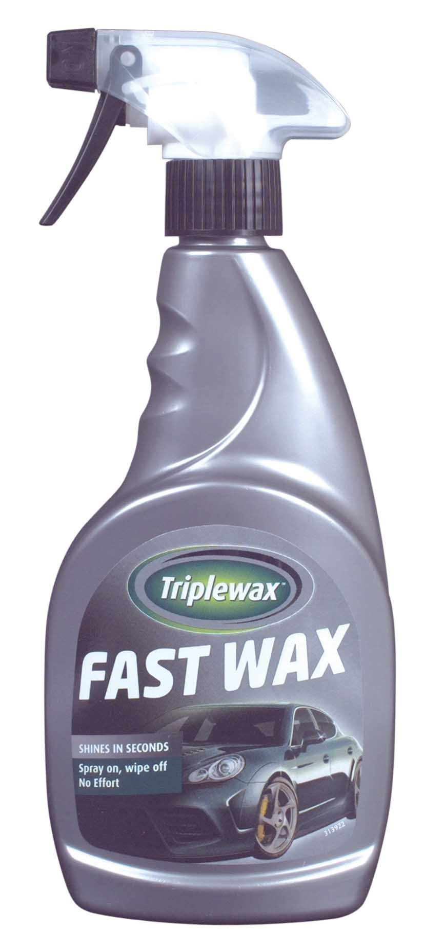 triplewax fabric cleaner seats carpets roof cleaner odour remove 500ml tfc500 ebay. Black Bedroom Furniture Sets. Home Design Ideas