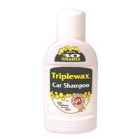 Car Plan Triplewax Shampoo Cleaner for Extra Shine  375ml TCS375