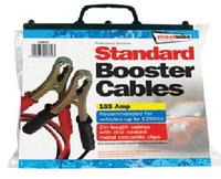 Streetwize Booster Cables Jump Leads 400Amp / 2 Metre SWBC2