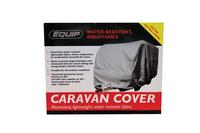 Equip Caravan Cover Aluminised Water Resistant Lightweight Fabric Small F84048 Thumbnail 1
