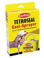 Tetroseal WaxOil Car Rustproof Rust Proof Applicator Sprayer TWO000