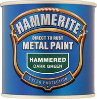 Hammerite Direct To Rust Aerosol Spray Deep Green 250ml 5084831