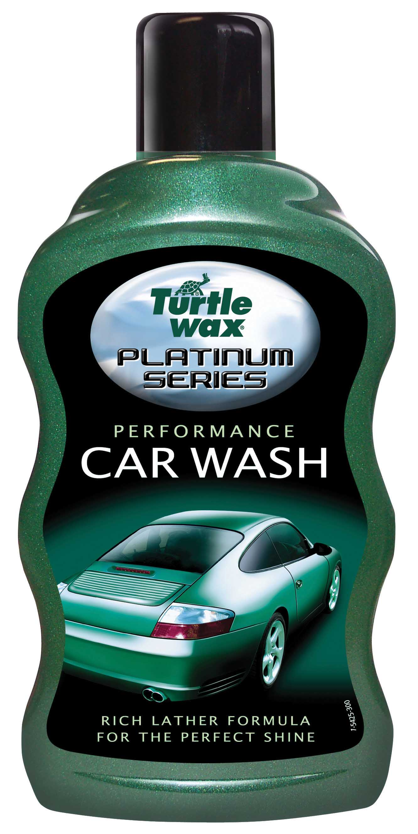 turtle wax car wash highly concentrated platinum series 500ml ebay. Black Bedroom Furniture Sets. Home Design Ideas
