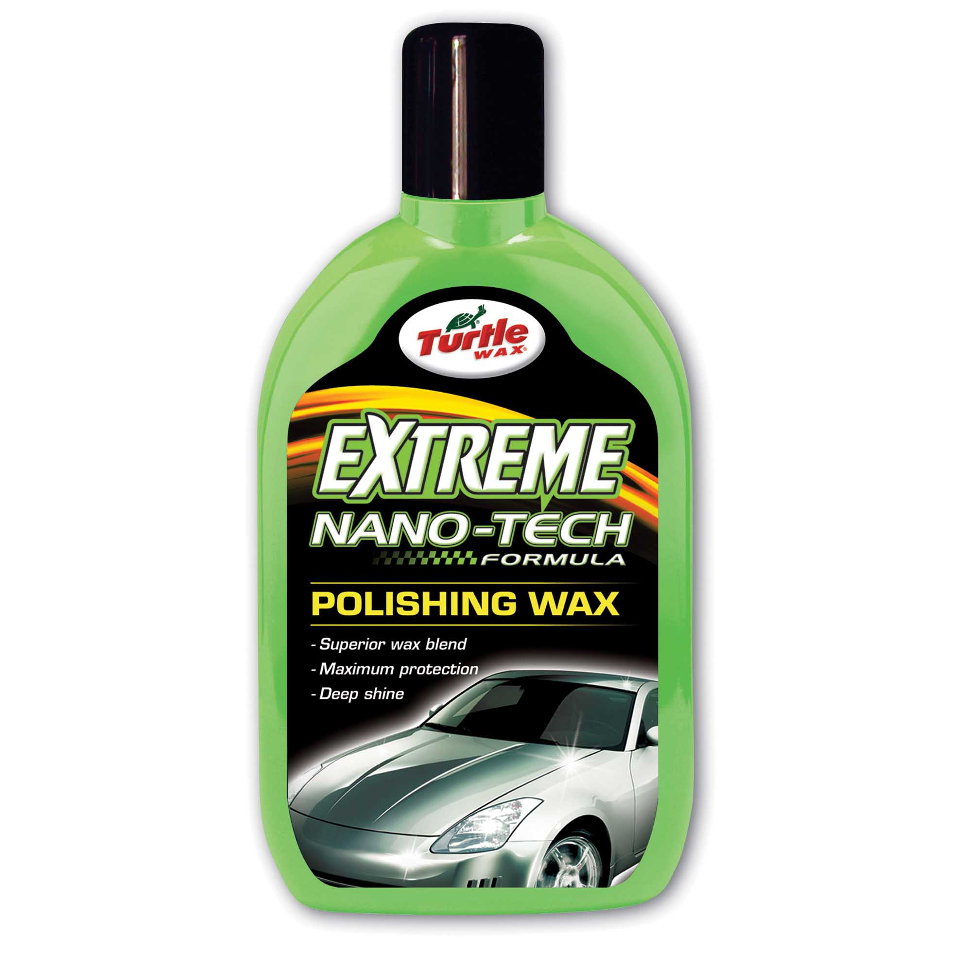 turtle wax car polish cleaner extreme nanotech polishing. Black Bedroom Furniture Sets. Home Design Ideas