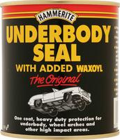 Hammerite Under Body Seal Provides Protection Contains Waxoyl 500ml 5092951