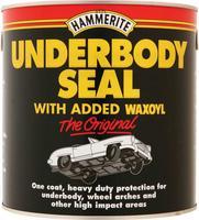 Hammerite Underbody Seal Heavy Duty Protection Cont. Waxoyl 2.5Litre/Ltr 5092953