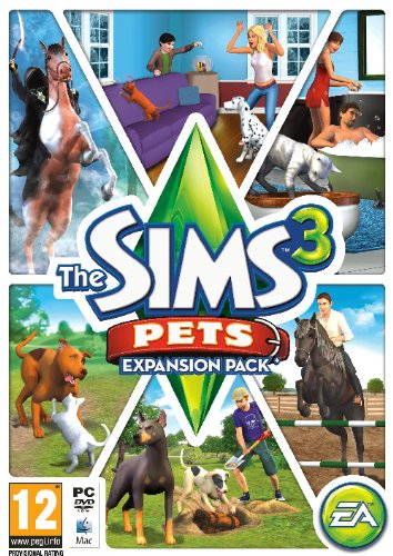 THE SIMS 3 PETS EXPANSION PACK PC/MAC *NEW & SEALED* Enlarged Preview