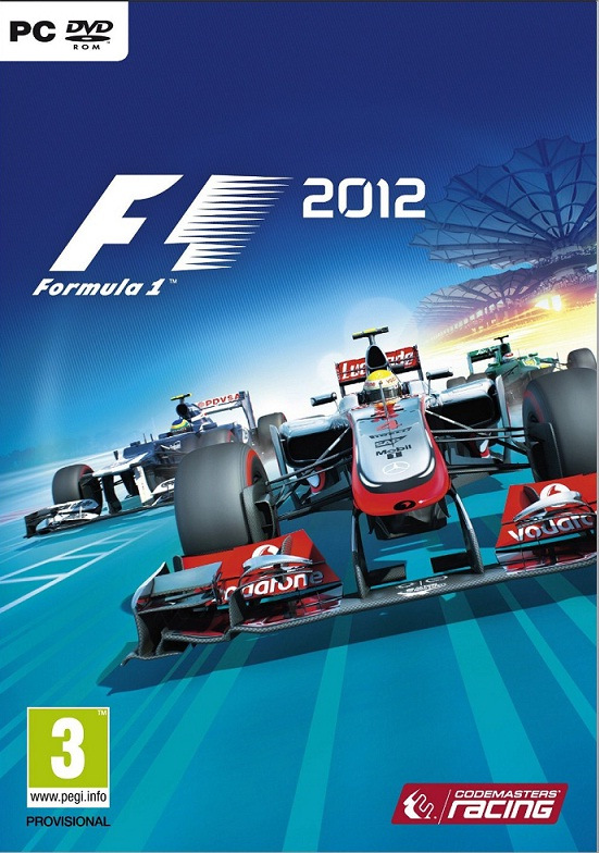 F1 2012 FORMULA ONE (PC) *PRE-ORDER/NEW & SEALED* Enlarged Preview