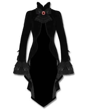PUNK RAVE VAMPIRE KNIGHT CLOAK JACKET Preview