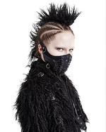 View Item PUNK RAVE IMPERATOR WOMENS FACE MASK